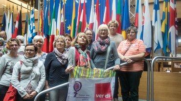Bildungsfahrt ver.di-Frauen