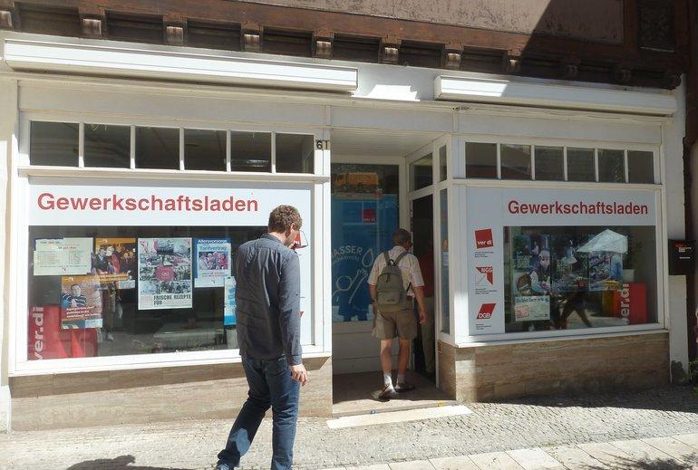 Gewerkschaftsladen Mühlhausen