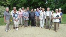 Seniorenortsgruppe Weimar; Busfahrt nach Greiz